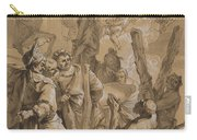 Martyrdom Of Saint Andrew Carry-all Pouch