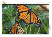 Marvelous Monarchs Carry-all Pouch