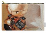 Marvin, Paranoid Android In A Box Carry-all Pouch