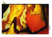 Mary And Joseph Carry-all Pouch