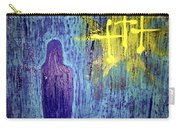 Mary And The Crosses Carry-all Pouch