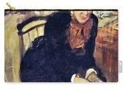 Mary Cassatt (1845-1926) Carry-all Pouch by Granger