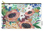 Mary Delores Carry-all Pouch