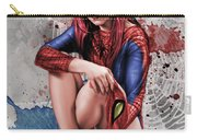 Mary Jane Parker Carry-all Pouch