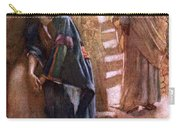 Mary Magdalene At The Sepulchre Carry-all Pouch