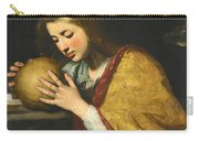 Mary Magdalene In Meditation  Carry-all Pouch