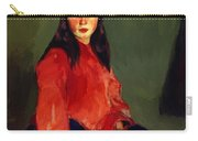 Mary Of Connemara 1913 Carry-all Pouch