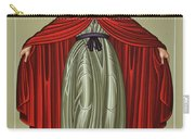 Mary Of The Magnificat Mother Of The Poor 091 Carry-all Pouch