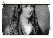 Mary Shelley, English Author Carry-all Pouch