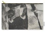 Mary Stevenson Cassatt Carry-all Pouch