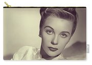 Mary Stuart, Vintage Actress Carry-all Pouch