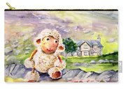 Mary The Scottish Sheep Carry-all Pouch