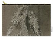 Mary Through The Looking Glass Carry-all Pouch