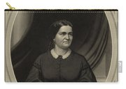 Mary Todd Lincoln, First Lady Carry-all Pouch