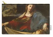 Mary With Child 1635 Carry-all Pouch