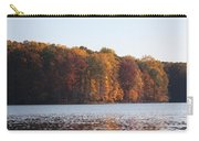 Maryland Autumns - Clopper Lake - Fall Bloom Carry-all Pouch