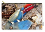 Maryland Blue Claw Carry-all Pouch