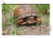 Maryland Box Turtle Carry-all Pouch