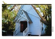 Mary's Chapel Carry-all Pouch