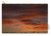 Masai Mara Sunset Carry-all Pouch