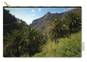 Masca Valley And Parque Rural De Teno 2 Carry-all Pouch