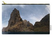 Masca Valley Entrance Panorama Carry-all Pouch
