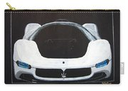 Maserati Birdcage 75th Concept Carry-all Pouch