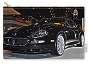 Maserati Gransport Carry-all Pouch