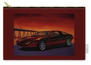 Maserati Merak 1972 Painting Carry-all Pouch