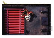 Mask By Window Carry-all Pouch