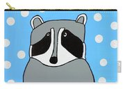 Masked Friend Carry-all Pouch