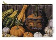 Masked Pumpkin Carry-all Pouch