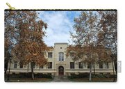 Mason Hall - Pomona College - Autumn Trees Carry-all Pouch