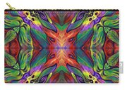 Masqparade Tapestry 7f Carry-all Pouch