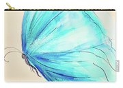 Masquerade Butterfly  Carry-all Pouch
