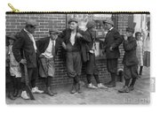 Massachusetts: Gang, C1916 Carry-all Pouch