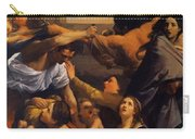 Massacre Of The Innocents 1611 Carry-all Pouch