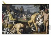 Massacre Of The Innocents Carry-all Pouch