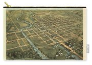 Massillon Ohio 1870 Carry-all Pouch
