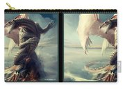 Massive Dragon - Gently Cross Your Eyes And Focus On The Middle Image Carry-all Pouch