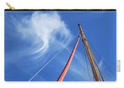 Masts And Clouds Carry-all Pouch