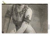 Mata Hari Sketch Carry-all Pouch