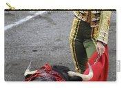 Matador El Juli Carry-all Pouch