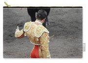 Matador Jose Maria Manzanares II Carry-all Pouch