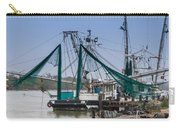 Matagorda Fishing Boats Carry-all Pouch