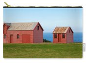 Matanaka Historic Site - Red Barn Carry-all Pouch