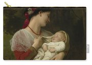 Maternal Admiration Carry-all Pouch