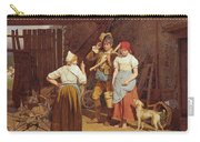 Maternal Admonition Carry-all Pouch