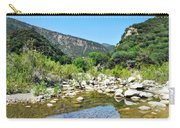 Matilija Hot Springs Carry-all Pouch