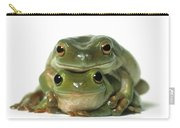 Mating Frogs Carry-all Pouch
